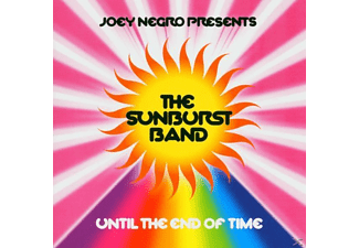 Sunburst Band - Until The End Of Time - (CD)