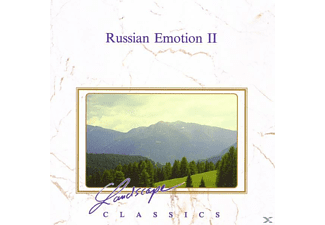 VARIOUS - Russian Emotion 2 [CD]