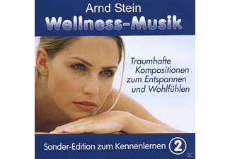 Arndt Stein - Wellnessmusik (Sonderedition) 2 - (CD)