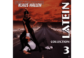 Klaus Tanzorchester Hallen - Latein Collection 3 - (CD)