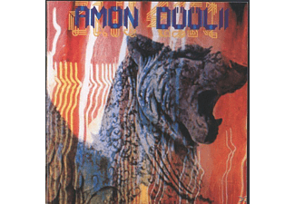 Amon Düül II - Wolf City - (CD)