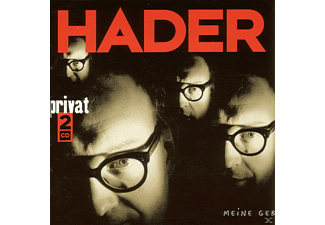 Hader - Privat - (CD)