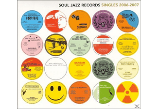 VARIOUS - Soul Jazz Records Singles 2006-2007 - (CD)