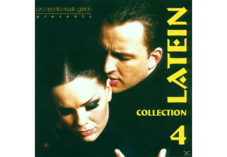 Klaus Tanzorchester Hallen - Latein Collection 4 [CD]