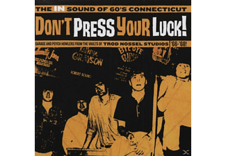 VARIOUS - Dont Press Your Luck The-60s - (CD)