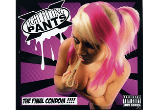 Tight Fitting Pants - The Final Condom - (CD)
