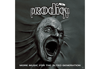The Prodigy - More Music For The Jilted Generation (Re-Issue) - (CD)