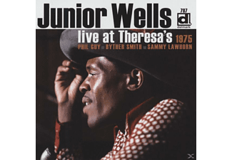Junior Wells - Live At Theresa S 1975 - (CD)