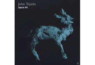 VARIOUS, John Tejada - Fabric 44 - (CD)