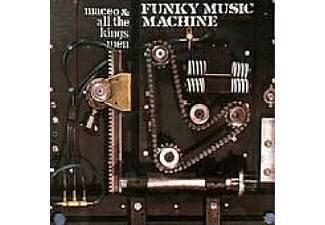 Maceo & All The King's Men - Funky Music Machine - (CD)