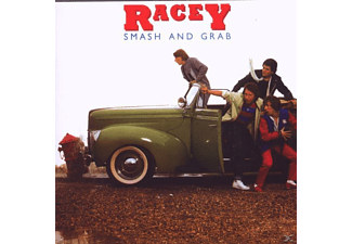 Racey - Smash And Grab (Exp.& Remastered) - (CD)