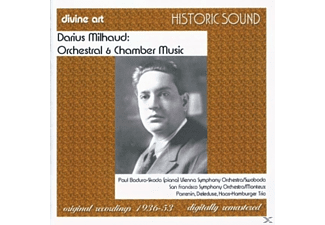 VARIOUS - Orchestral & Chamber Music - (CD)