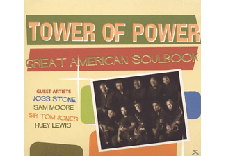 Tower of Power - The Great American Soulbook - (CD)