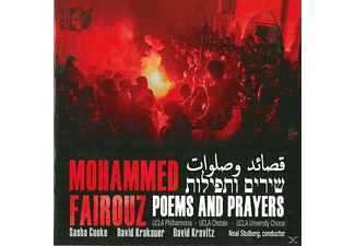 Stulberg/UCLA Philharmonia - Poems and Prayers - (Blu-ray Audio)