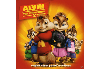 VARIOUS - Alvin And The Chipmunks 2 - (CD)