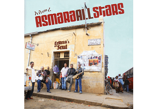 Asmara All Stars - Eritrea's Got Soul - (CD)
