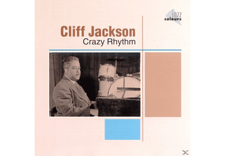 Cliff Jackson - Crazy Rhythm [CD]