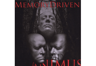 Memory Driven - Animus - (CD)