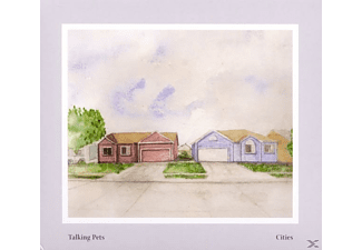 Talking Pets - Cities - (CD)