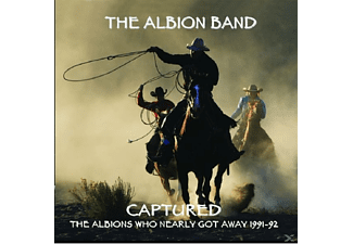 The Albion B, The Albion Band - Captured-The Albions Nearly Got Away 1991-92 [CD]
