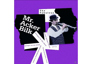 Acker Mr.bilk´s, Acker Bilk - The Fabulous [CD]