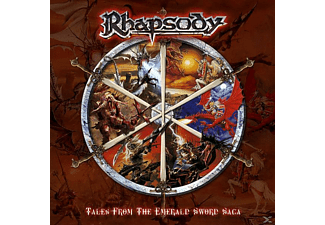 Rhapsody - Tales From The Emerald Sword (Best Of) - (CD)