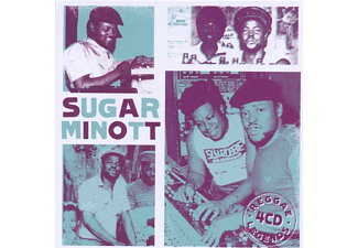 Sugar Minott - Reggae Legends (Box Set) [CD]