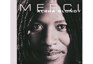 Alpha Blondy - Merci - (CD)