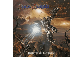 Luca Turilli - Prophet Of The Last Eclipse/Ltd.D.D. [CD]