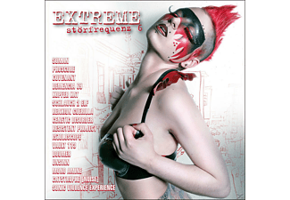 VARIOUS - Extreme Störfrequenz 6 [CD]