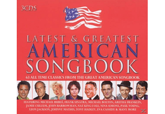 VARIOUS - Latest & Greatest American Songbook [Box-Set] - (CD)