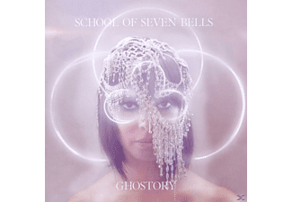 School Of Seven Bells - Ghostory - (CD)
