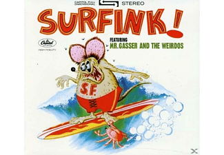 MR.GASSER - Surfink (1964) Limited Edition - (CD)