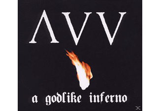 Ancient Vvisdom - A Godlike Inferno - (CD)