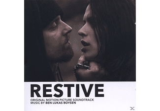 Restive - Ben Lukas Boysen - (CD)
