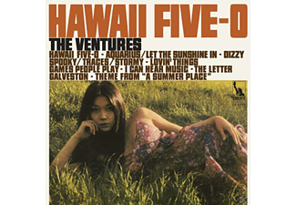 The Ventures - Hawaii Five-O - (CD)
