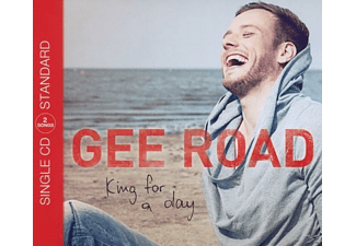 Gee Road - King For A Day - (5 Zoll Single CD (2-Track))