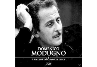 Domenico Modugno - I Successi Dell'uomo In Frack - (CD)