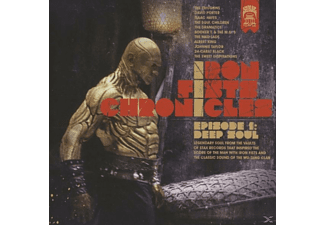 VARIOUS - Iron Fists Chronicles Ep.1 (Deep Soul) - (CD)