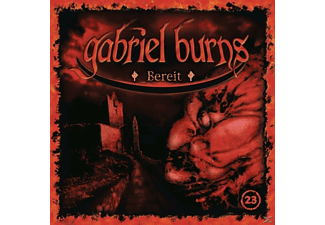 Burns Gabriel - 23/Bereit (Remastered Edition) - (CD)
