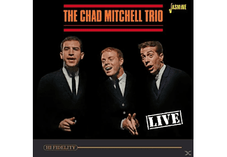 The Chad Mitchell Trio - Live - (CD)