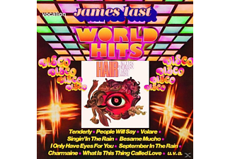 James & His Orchestra Last - World Hits & Hair - (CD)