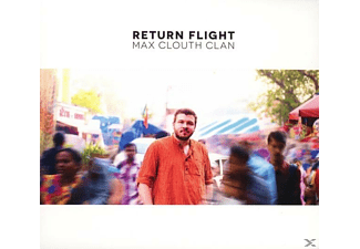 Max Clouth Clan - Return Flight - (CD)