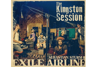 Sebastian Sturm - The Kingston Session - (CD)