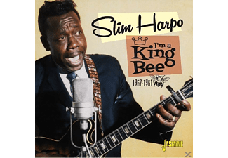 Slim Harpo - I'm A King Bee [CD]