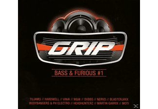 VARIOUS - Grip Das Motormagazin [CD]
