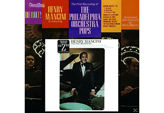 Henry Mancini, His Orchestra - Theme From Z And Other Film Music [CD]