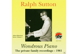 Ralph Sutton - Wondrous Piano [CD]