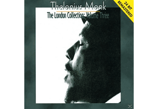 Thelonious Monk - The London Collection Vol.3 - (CD)
