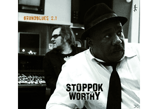 Stoppok Plus Worthy - Grundblues 2.1 [CD]